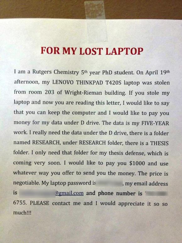LostLaptop